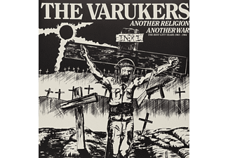 The Varukers - Another Religion Another War - The Riot City Years 1983-1984 - (Vinyl)