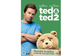 Ted 1 + 2 DVD