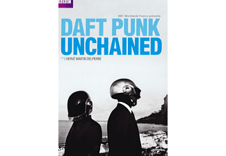 Daft Punk Unchained (Edition Collector Digibook) - DVD