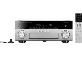 YAMAHA Amplificateur A/V Aventage MusicCast Dolby Atmos Vision Titanium (RXA860TI)