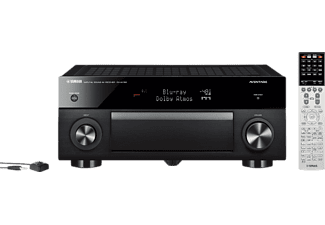 YAMAHA Amplificateur A/V Aventage MusicCast Dolby Atmos Vision Noir (RXA1060BL)