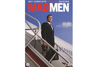 Mad Men - Seizoen 7 - DVD