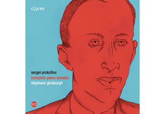 Stephane Ginsburgh - Complete Piano Sonatas - (CD)