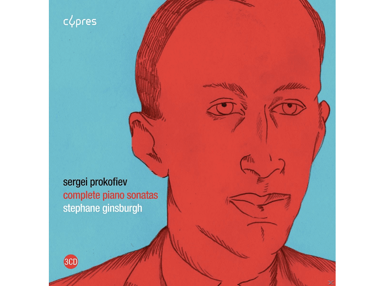 Stephane Ginsburgh - Complete Piano Sonatas [CD]