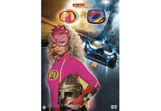 Mega Mindy VS Rox DVD