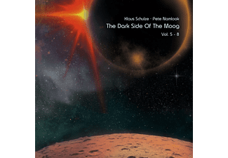Klaus Schulze, Pete Namlook - The Dark Side Of Te Moog Box 2 (Boxset) [CD]