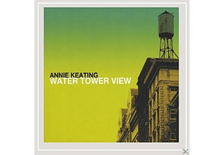 Annie Keating - Water Tower View - (CD)