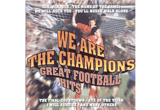 Great Football Hits - We Are The Champions - (CD)