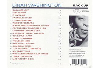 Dinah Washington - I Wanna Be Loved - (CD)