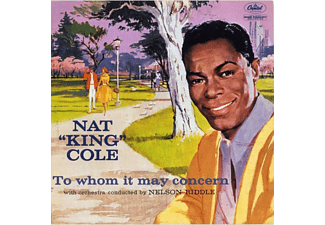 Nat King Cole - To Whom It May Concern (CD)