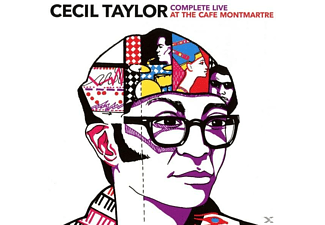 Cecil Taylor - Complete Live At The Cafe Montmartre - (CD)