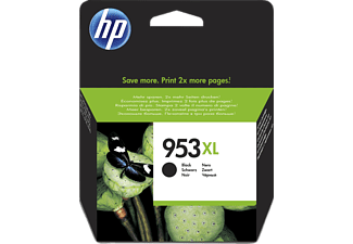 HP 953XL Black Ink Cartridge - (HPL0S70A)