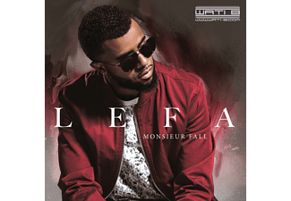 Lefa - Monsieur Fall CD