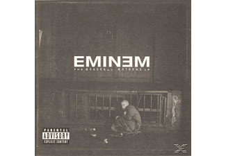Eminem - THE MARSHALL MATHERS - (CD)