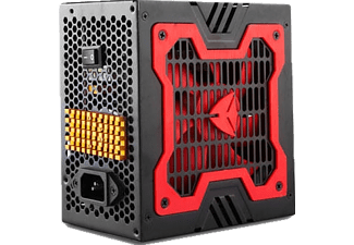 EVEREST EPS-1900A Peak-400W Extra Soğutu 12cm Kırmızı Fan Gaming Power Supply