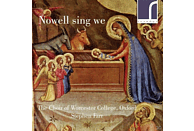Choir Of Worcester College Oxford - Nowell sing we [CD]