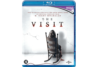The Visit Blu-ray