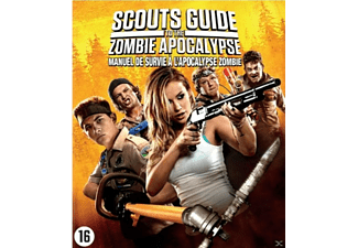 Scouts Guide To The Zombie Apocalypse Blu-ray