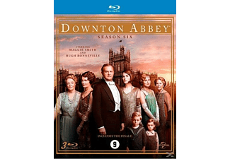 Downton Abbey Saison 6 Série TV Blu-ray