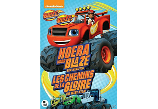Blaze en De Monster Machines - Blaze Of Glory DVD