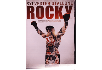 Rocky - Collection Poids Lourds DVD