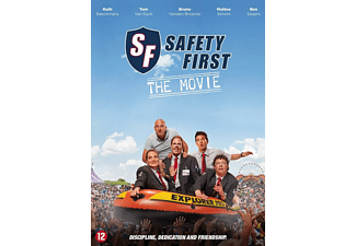 Safety First - The Movie DVD