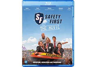 Safety First - The Movie Blu-ray