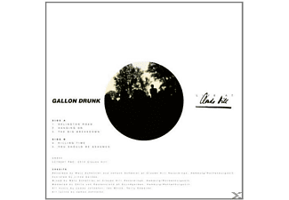 Gallon Drunk - Live At Clouds Hill - (Vinyl)
