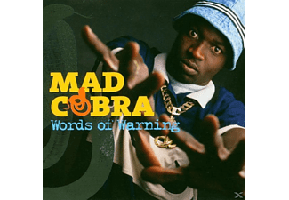 Mad Cobra - Words Of Warning - (CD)