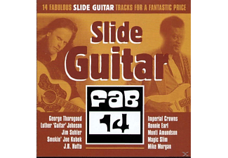 VARIOUS - Slide Guitar - (CD)