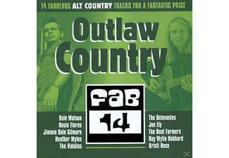 VARIOUS - Outlaw Country - (CD)