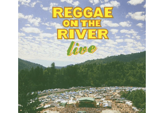 VARIOUS - Reggae On The River - (CD)