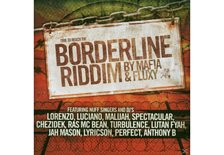 VARIOUS - Borderline Riddim - (CD)