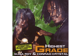 Suga Roy - HIGHEST GRADE - (CD)