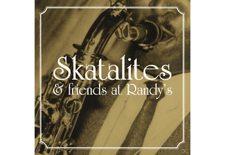 The Skatalites - Skatalites & Friends At Randy's - (CD)