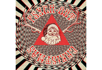 VARIOUS - PSYCH-OUT CHRISTMAS - (Vinyl)