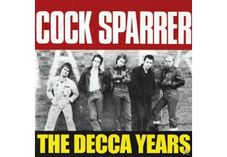 Cock Sparrer - The Decca Years - (CD)