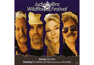 Judy Collins - Wildflower Festival - (CD)