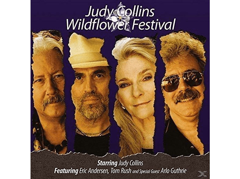Judy Collins - Wildflower Festival [CD]
