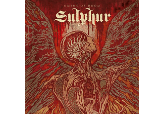 Sulphur - Omens Of Doom - (CD)
