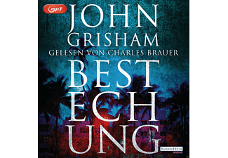 Bestechung - 2 MP3-CD - Krimi/Thriller