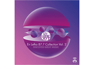 Various Artists -  Εν Λευκώ 87.7 Collection Vol 2 [CD]
