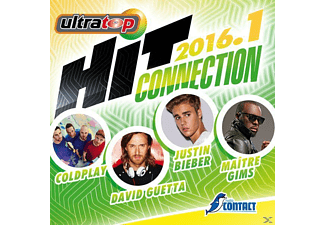 Ultratop Hit Connection 2016.1 CD