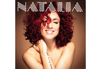 Natalia - In My Blood CD