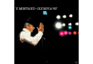 Yves Montand - Olympia 1981 CD