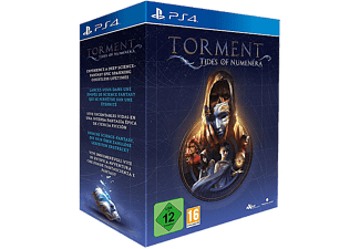 Torment: Tides of Numenéra Limited Collector's Edition PS4