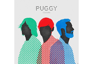 Puggy - Colours CD