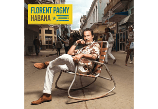 Florent Pagny - Habana CD