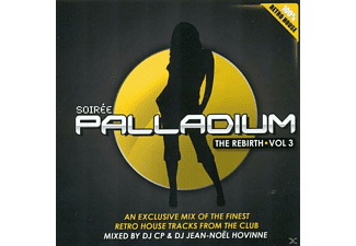 Soirée Palladium The Rebirth Volume 3