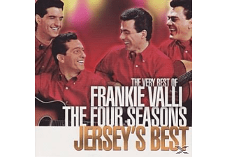 Frankie Valli & The Four Seasons - Jersey's Best CD